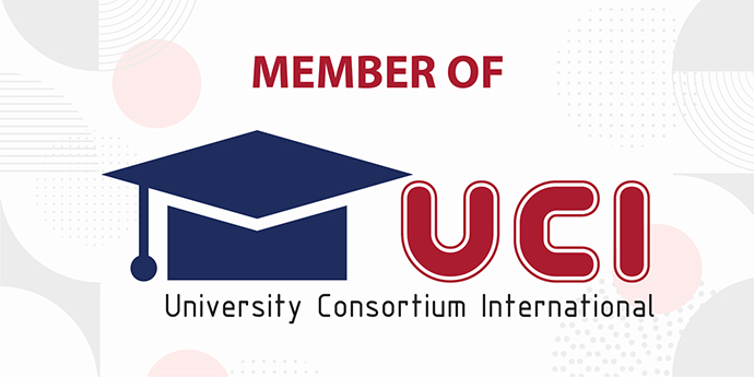Banner of UCI - University Consortium International