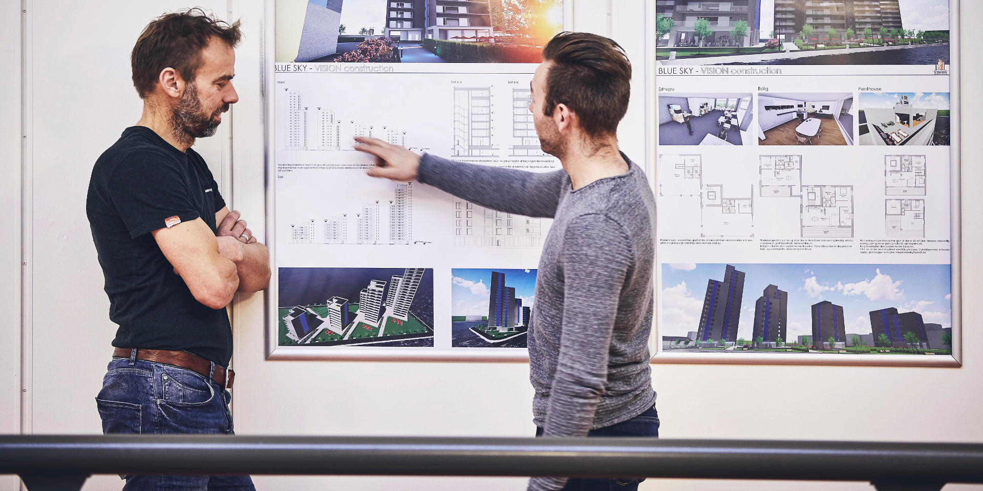 Architectural Technology and Construction Management in Aalborg